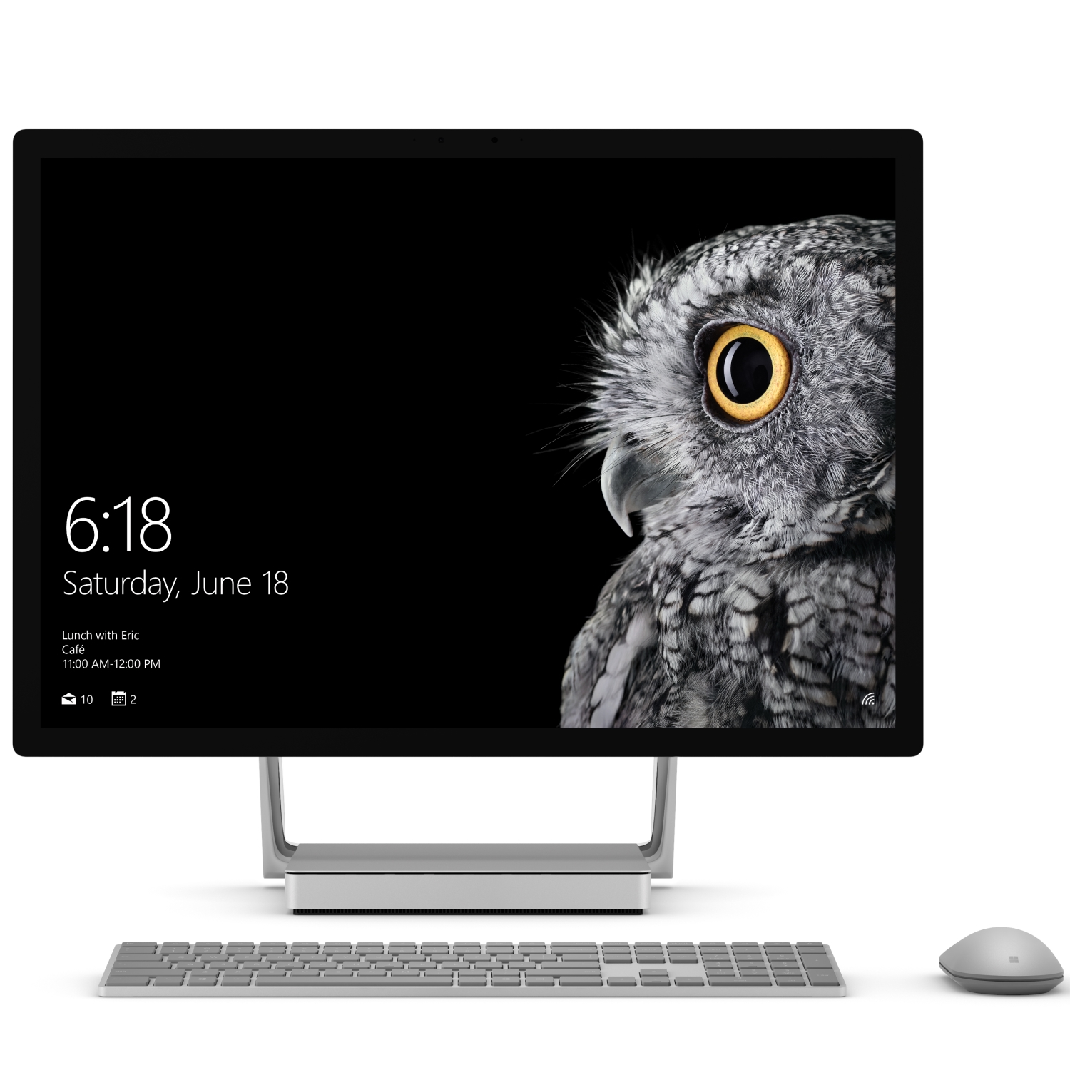 Microsoft Surface Studio i7 2TB 32GB All-in-One mit Monitor Core Mobile 3,6 GHz 32.768 MB 2.000 GB NVIDIA GeForce GTX M USB 3.0 Windows 10 Pro (43Q-00006)