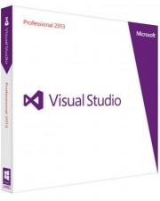 Microsoft Visual Studio 2013 Professional Win, Deutsch (C5E-01027)