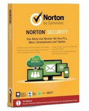 Symantec Norton Security 2.0 25GB 10 Ger�te 1 Jahr Abo Download, Deutsch