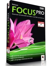 HeliconSoft Helicon Focus Pro inkl. Remote, Win/Mac, Deutsch