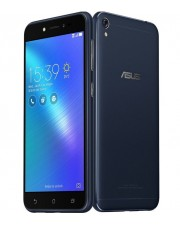 ASUS Zenfone Live schwarz Smartphone 16 GB 12,7 cm 720 Pixel 1.280 13 MP GSM LTE Extended Capacity SD MicroSDHC (90AK0071-M00770)