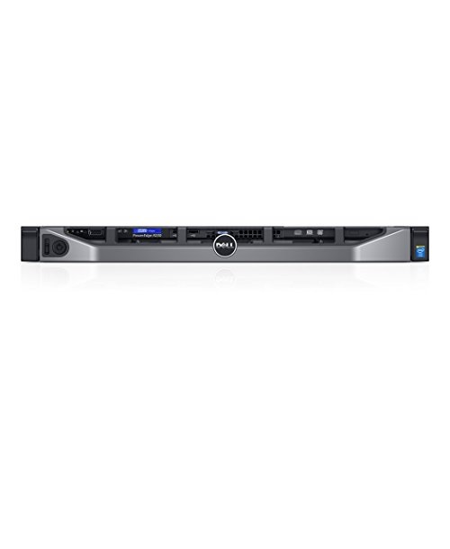 Dell PowerEdge R230 Server Rack-Montage 1U 1-Weg 1 x Xeon E3-1220V6 / 3 GHz RAM 8 GB HDD 1 TB DVD-Writer Matrox G200 GigE kein Betriebssystem Monitor: keiner BTP Smart Value (RNF7F)