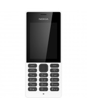 Nokia 150 Mobiltelefon 6,1 cm MP3-Player 744 h GPRS GSM Bluetooth Micro SD Weiß (A00028008)