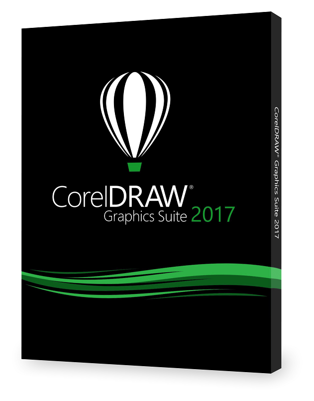 CorelDRAW Graphics Suite 2017 Upgrade CTL Lizenzstaffel Win, Multilingual (5-50 User)