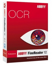 ABBYY FineReader 12 Professional Edition, ESD, Download Software, Win, Multilingual
