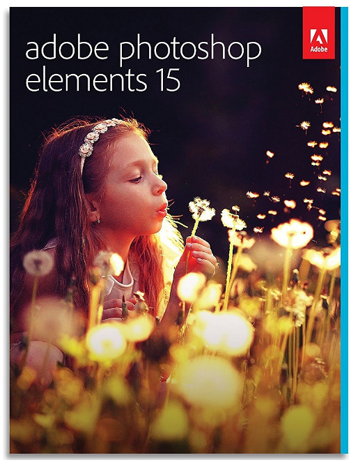 Adobe Photoshop Elements 15 Win/Mac, Deutsch (65273273)