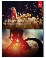 Adobe Photoshop Elements & Premiere Elements 15 Win/Mac, Deutsch (65273580)