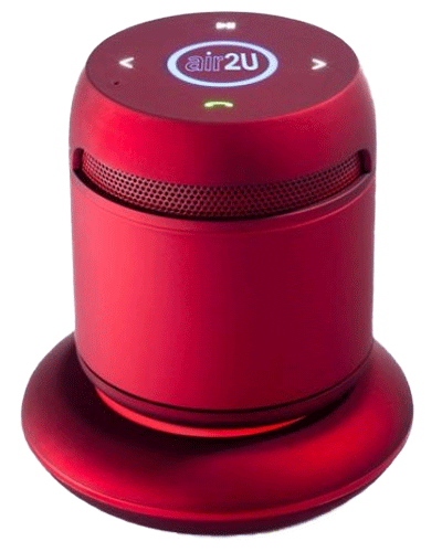 Aiptek Music Speaker E15 Air2U Lautsprecher (620015)