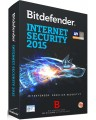 BitDefender Internet Security 2015, 3 User, 1 Jahr, ESD, Download Software, Win, Deutsch