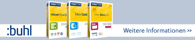 Buhl WISO TAX Software