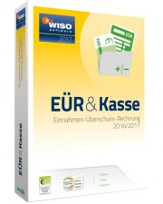 WISO EÜR & Kasse 2017 Download Win, Deutsch (DL42586-17)