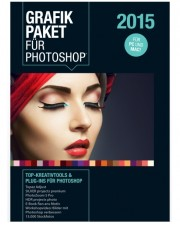 Franzis Grafikpaket für Photoshop CC 2015, Win/Mac, Deutsch (9783645704618)