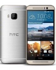 "HTC One M9 Android Smartphone 32 GB + microSDXC Steckplatz Android 5"" Gold Silber"