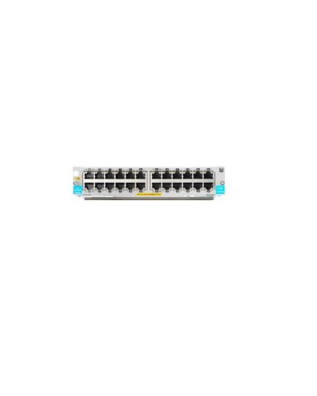 HP Aruba Spare 24-port 10/100/1000BASE-T PoE+ MACsec 1.000 Mbps Power over Ethernet (J9986-61001)