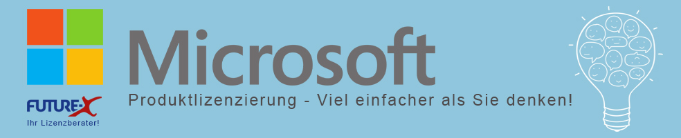 Microsoft Future-X Software Lizenz Competence Center