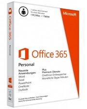Microsoft Office 365 Personal Download Win/Mac, Multilingual