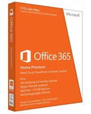 Microsoft Office 365 Home, Download, Win/Mac, Multilingual