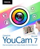 Cyberlink YouCam 7 Deluxe, ESD, Download, Win, Deutsch