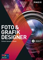 MAGIX Foto & Grafik Designer 12 Download Win, Deutsch