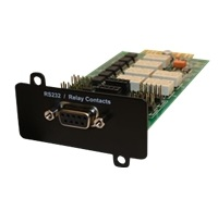 Eaton Relay Interface Card Fernverwaltungsadapter BestDock-Anschluss