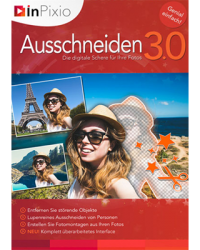 Avanquest Ausschneiden 3.0 Download Win, Deutsch (P13639-01)