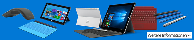 Microsoft Surface / Go Studio All in One PC Computer - alle Modelle