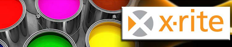 X-Rite Color-Management Software